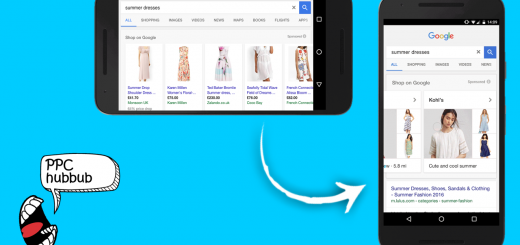 google showcase shopping